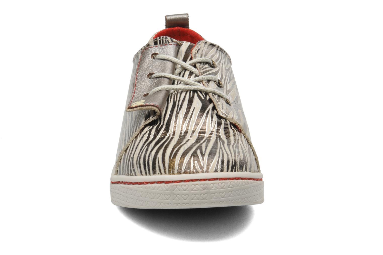 Baskets 2 Side 2S - SWING Beige vue portées chaussures