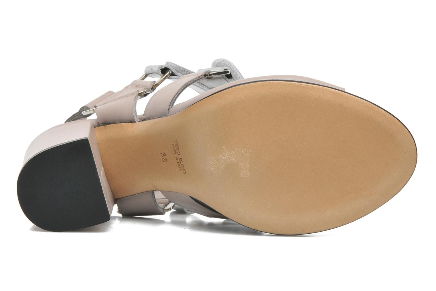 Sandals Rebecca Balducci Sparta Grey view from above