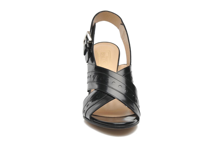 Sandals Rebecca Balducci Laura Black model view