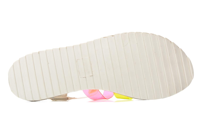 Sandales et nu-pieds Eleven paris Duse F Multicolore vue haut