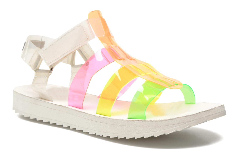 Sandales et nu-pieds Eleven paris Duse F Multicolore vue détail/paire