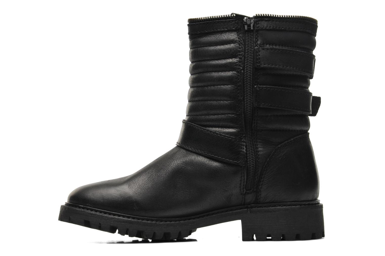 Bottines et boots Koah Hope Noir vue face