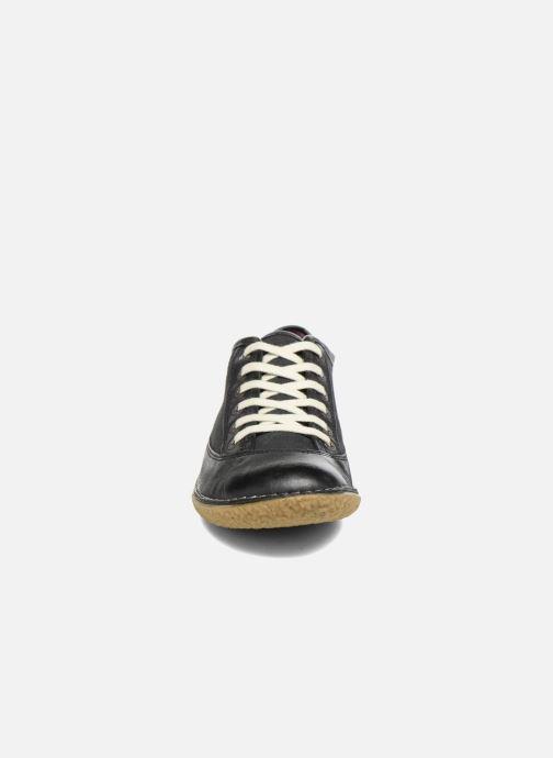 Kickers Hollyday (Nero) (Nero) (Nero) - Scarpe con lacci chez | Per tua scelta  a02040