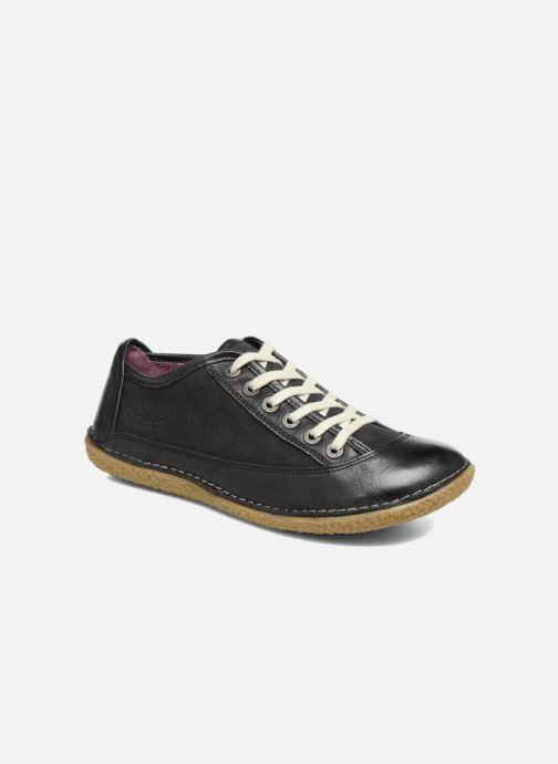 94e721e1024 Kickers Hollyday (Noir) - Chaussures à lacets chez Sarenza (294401)