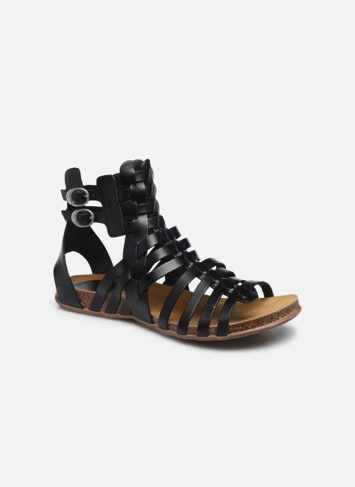 Sandalen Kickers Anaspart schwarz detaillierte ansicht/modell