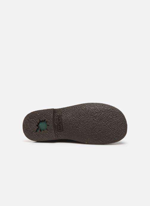 Chaussures à lacets Kickers Legendiknew Marron vue haut