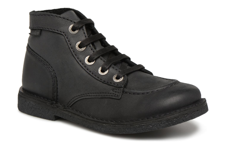 Kickers Noir chez 326684 lacets à Chaussures Sarenza Legendiknew rp8vqr
