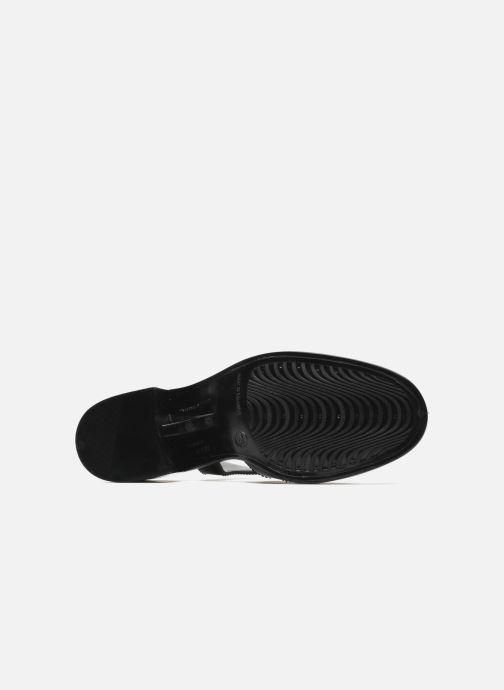 Sandales et nu-pieds Méduse Nikita Noir vue haut