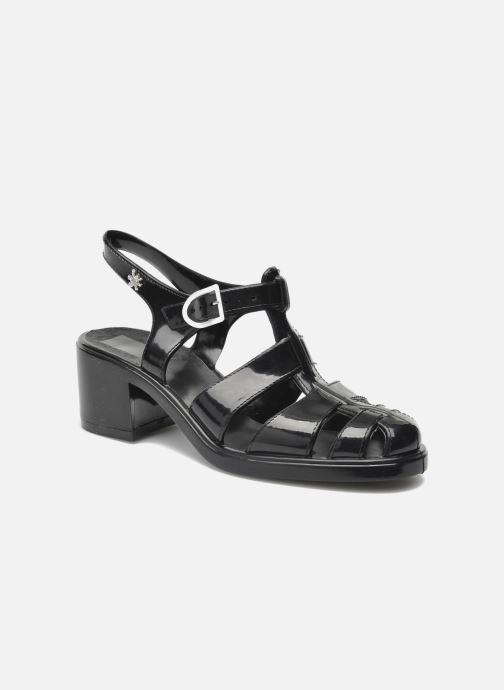 Sandaler Méduse Nikita Sort detaljeret billede af skoene