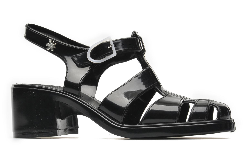 Sandales et nu-pieds Méduse Nikita Noir vue derrière