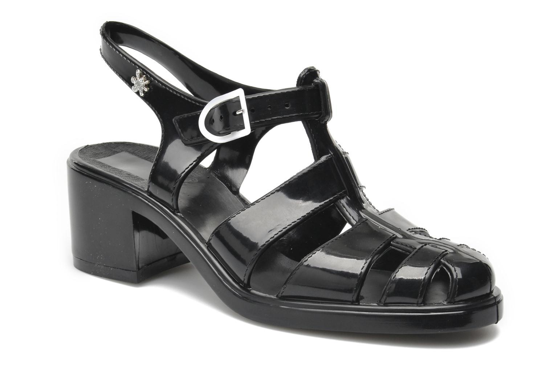 Sandales et nu-pieds Méduse Nikita Noir vue détail/paire