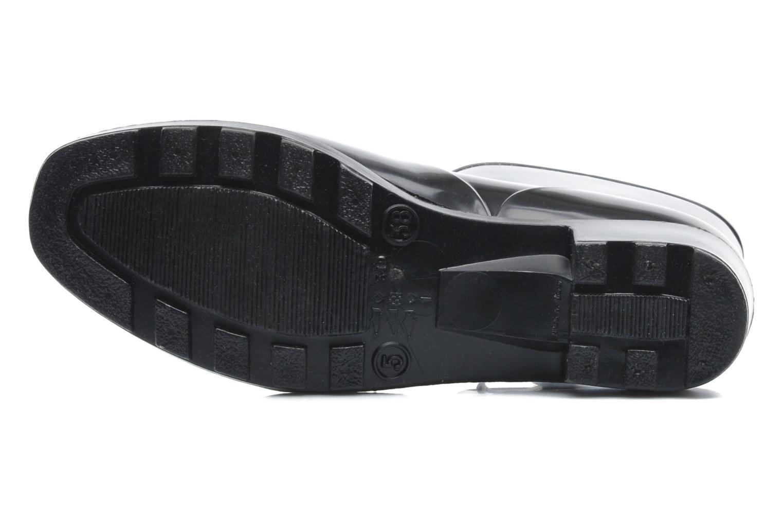 Bottines et boots Méduse Camino 2 Noir vue haut