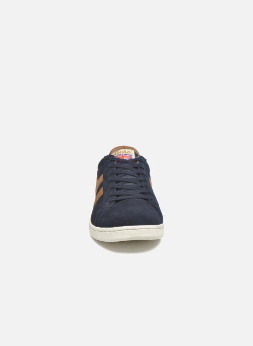 Sneakers Gola Equipe Suede Blå se skoene på