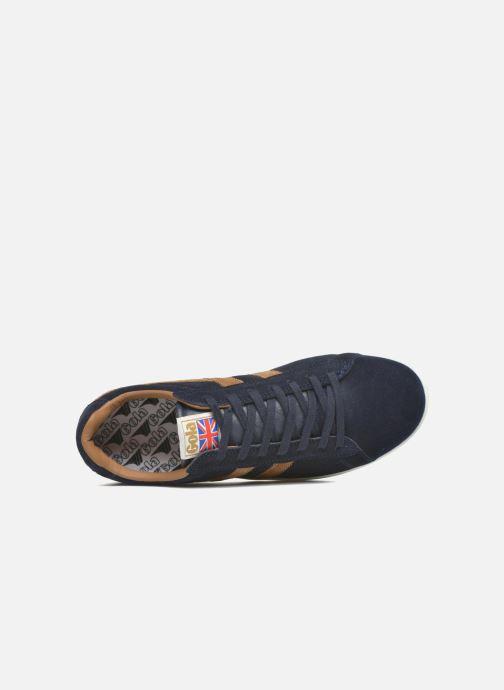 Sneakers Gola Equipe Suede Blå se fra venstre