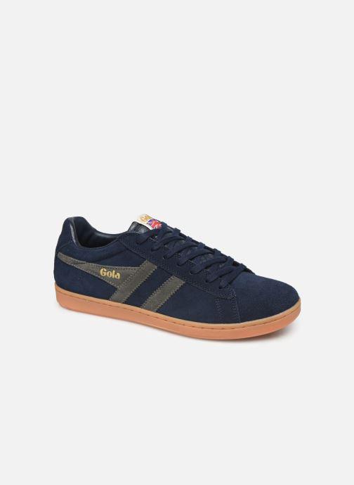 Sneaker Gola Equipe Suede blau detaillierte ansicht/modell