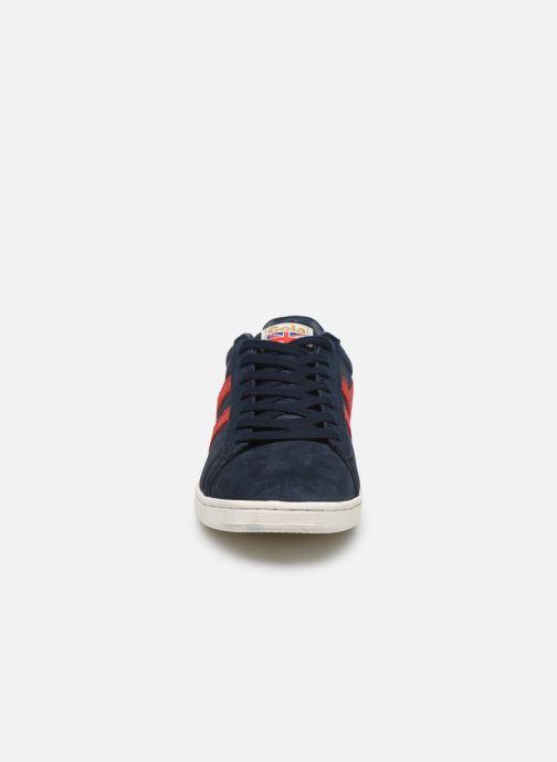 Sneakers Gola Equipe Suede Blauw model