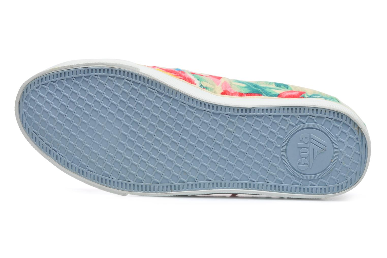 Trainers Gola Delta Hibiscus Multicolor view from above