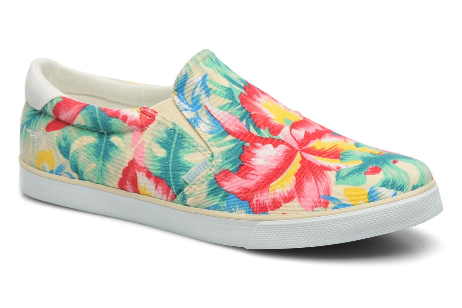 Trainers Gola Delta Hibiscus Multicolor detailed view/ Pair view