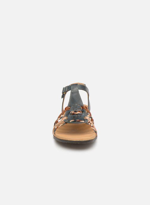 Sandales et nu-pieds Pikolinos Alcudia 816-0509 Bleu vue portées chaussures