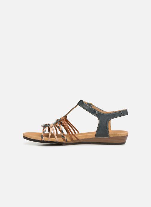 Sandales et nu-pieds Pikolinos Alcudia 816-0509 Bleu vue face