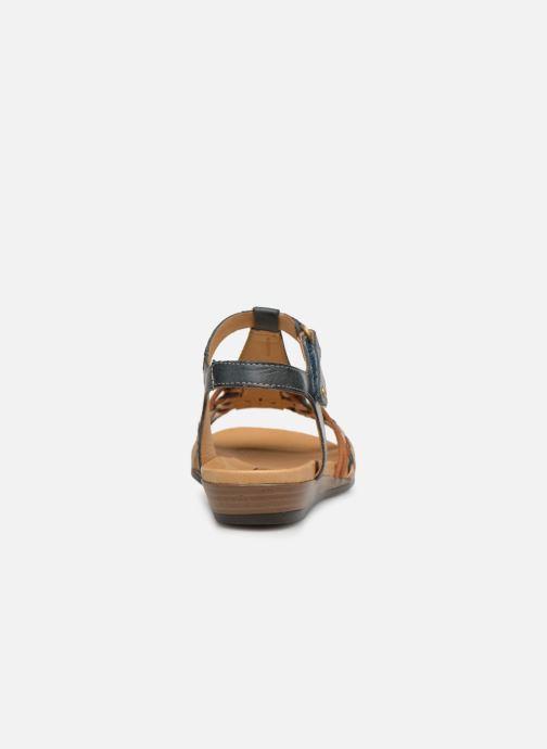 Sandales et nu-pieds Pikolinos Alcudia 816-0509 Bleu vue droite