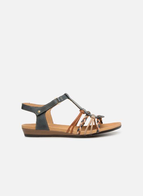 Sandales et nu-pieds Pikolinos Alcudia 816-0509 Bleu vue derrière