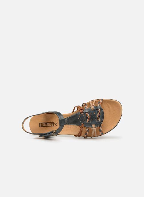 Sandales et nu-pieds Pikolinos Alcudia 816-0509 Bleu vue gauche