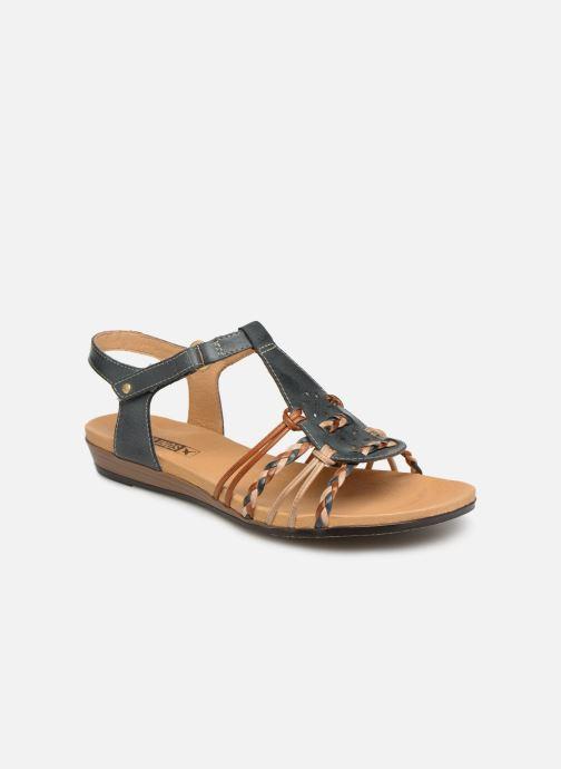 Sandales et nu-pieds Pikolinos Alcudia 816-0509 Bleu vue détail/paire
