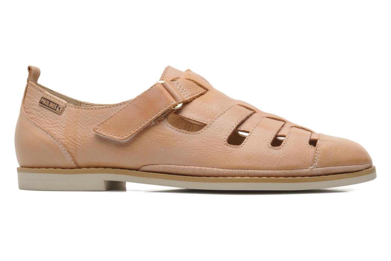 Sandales et nu-pieds Pikolinos Santorini W1B-1517KR Beige vue derrière