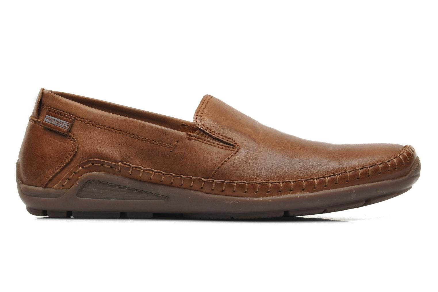 Loafers Pikolinos Azores 06H-5303 Brown back view