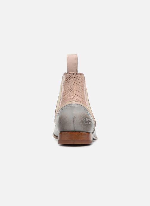 Oxygene Et Nude Salerno Rose Bottines Hamilton Sally Perfo Boots 19 Melvinamp; 80vnwNm