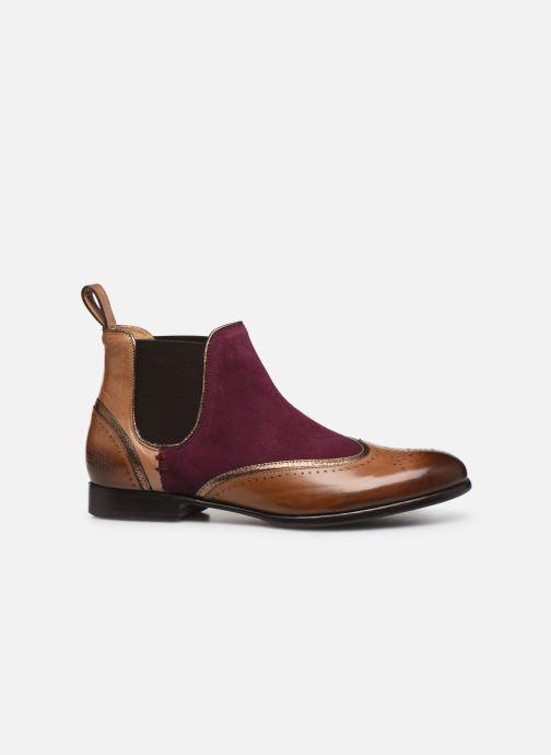 Bottines et boots Melvin & Hamilton Sally 19 Multicolore vue derrière