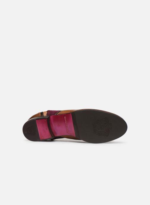 Boots en enkellaarsjes Melvin & Hamilton Sally 19 Multicolor boven