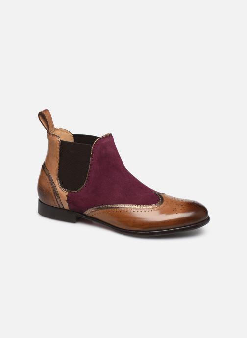 Bottines et boots Melvin & Hamilton Sally 19 Multicolore vue détail/paire