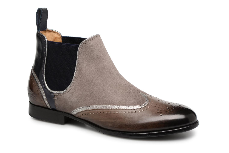 Stiefeletten & Boots Melvin & Hamilton Sally 19 grau detaillierte ansicht/modell