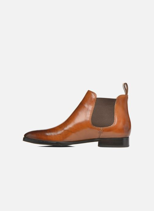 Ankle boots Melvin & Hamilton Jessy 1 Brown front view
