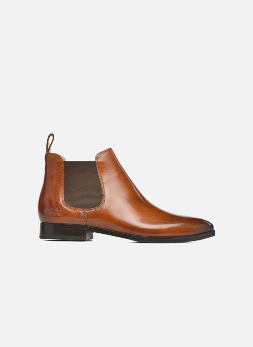 Ankle boots Melvin & Hamilton Jessy 1 Brown back view