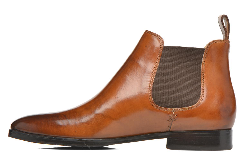 Bottines et boots Melvin & Hamilton Jessy 1 Marron vue face