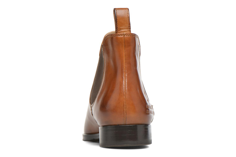 Bottines et boots Melvin & Hamilton Jessy 1 Marron vue droite