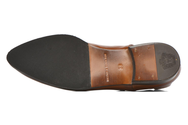 Bottines et boots Melvin & Hamilton Jessy 1 Marron vue haut