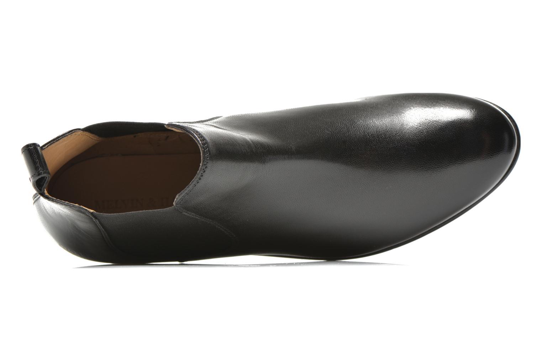 Bottines et boots Melvin & Hamilton Sally 25 Noir vue gauche