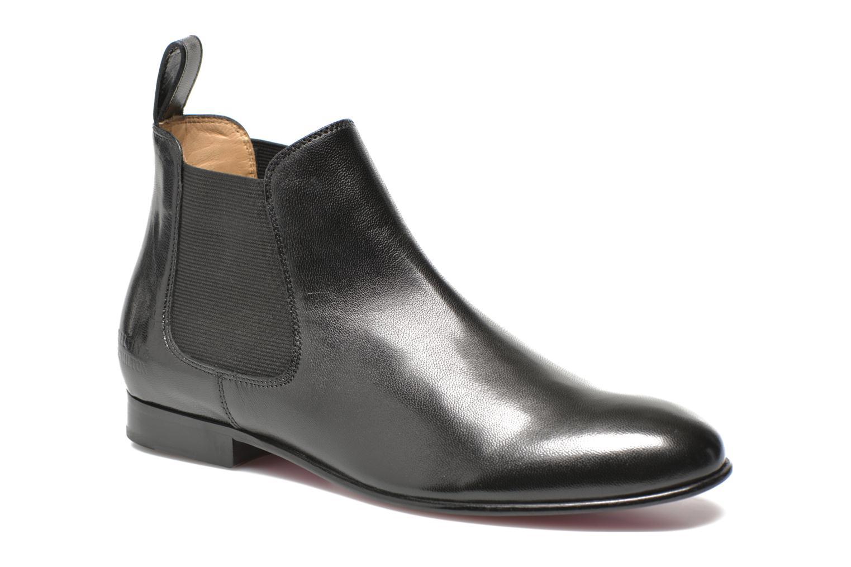 Bottines et boots Melvin & Hamilton Sally 25 Noir vue détail/paire