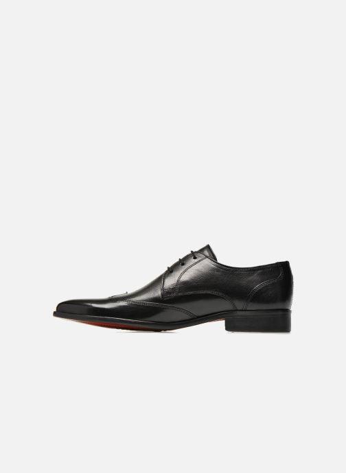 Zapatos con cordones Melvin & Hamilton Toni 2 Negro vista de frente