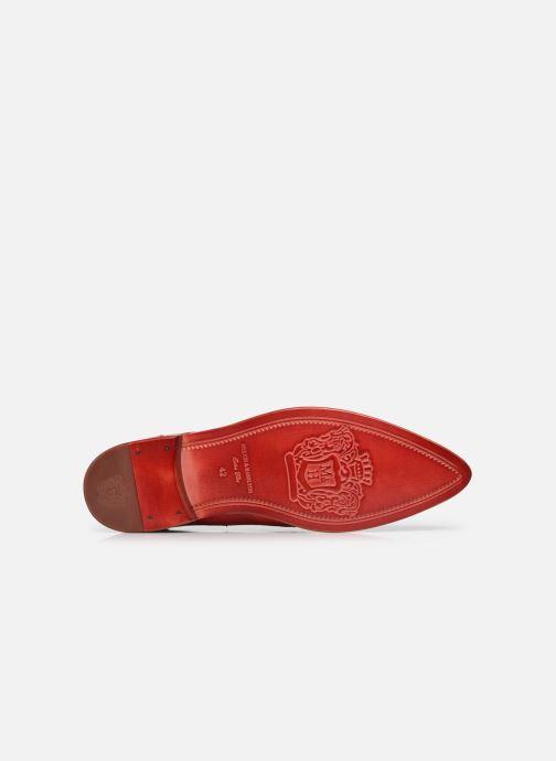 Chaussures à lacets Melvin & Hamilton Toni 2 Rouge vue haut