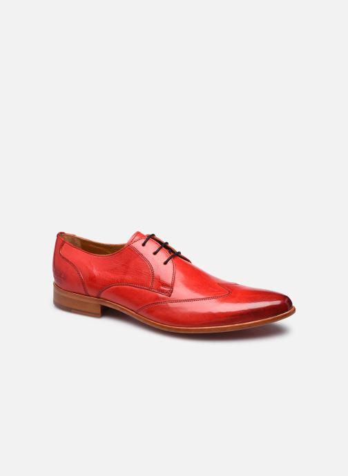 Chaussures à lacets Melvin & Hamilton Toni 2 Rouge vue détail/paire