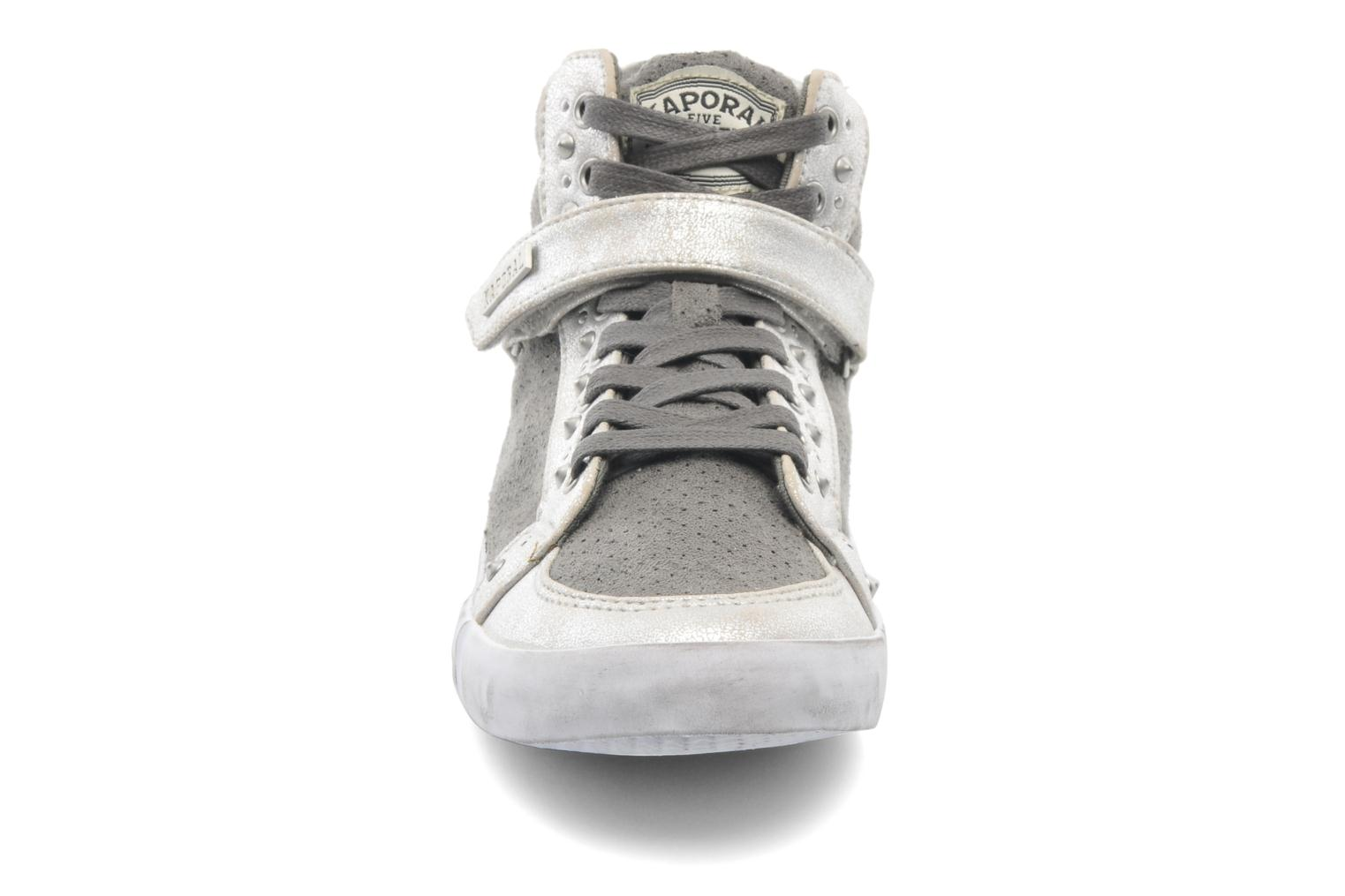 Trainers Kaporal Snatchy Grey model view