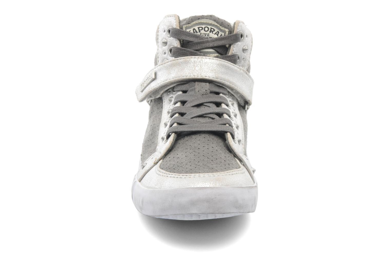 Baskets Kaporal Snatchy Gris vue portées chaussures