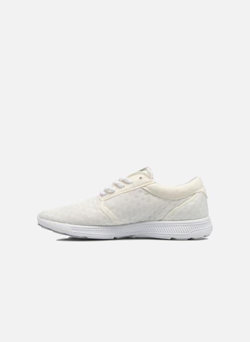Sneaker Supra Hammer run W weiß ansicht von vorne