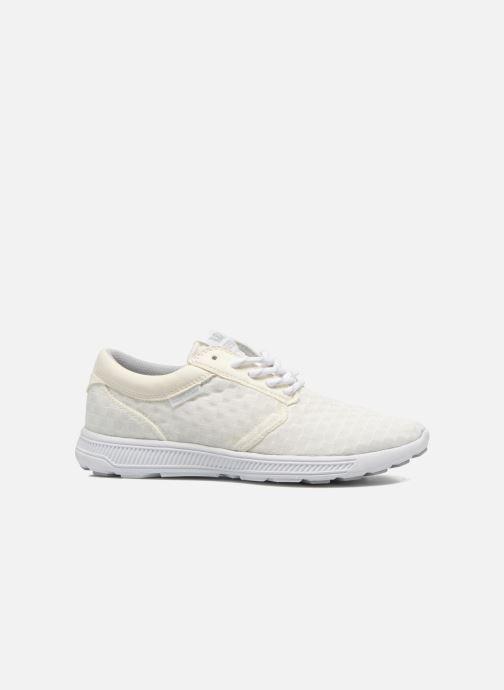 Sneaker Supra Hammer run W weiß ansicht von hinten