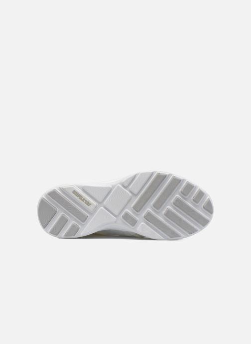 Sneaker Supra Hammer run W weiß ansicht von oben